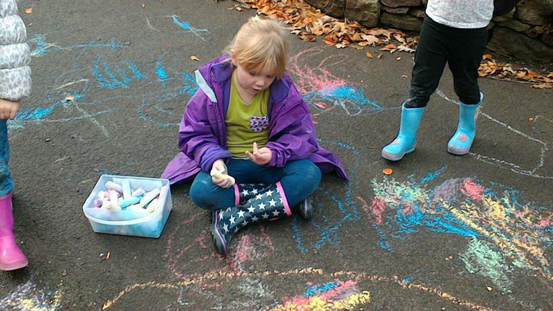 Using chalk.