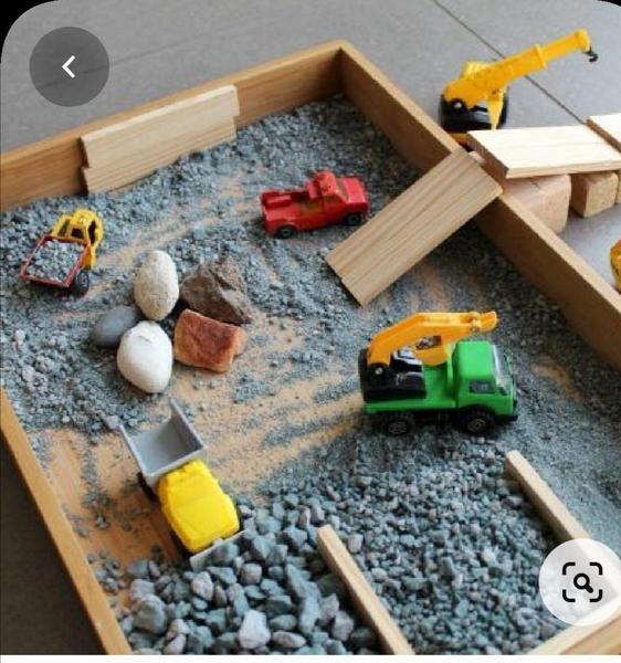 Digger tray