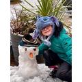 Meet Jack the snowman!