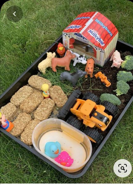 Farm tray