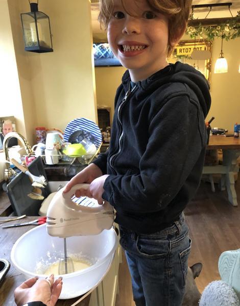 Fun baking