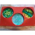 Making coasters