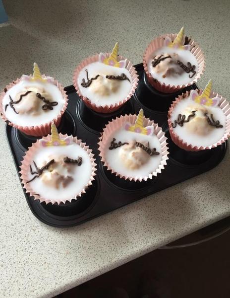 Baking fantastic cakes!