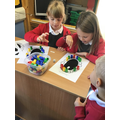 Maths - Recapping our numbers to 6 in the Maths area