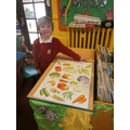 Looking at food we can grow