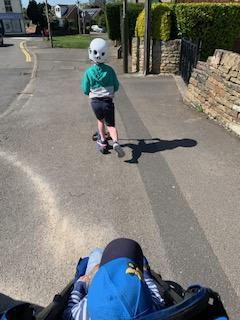 Zooming on scooters