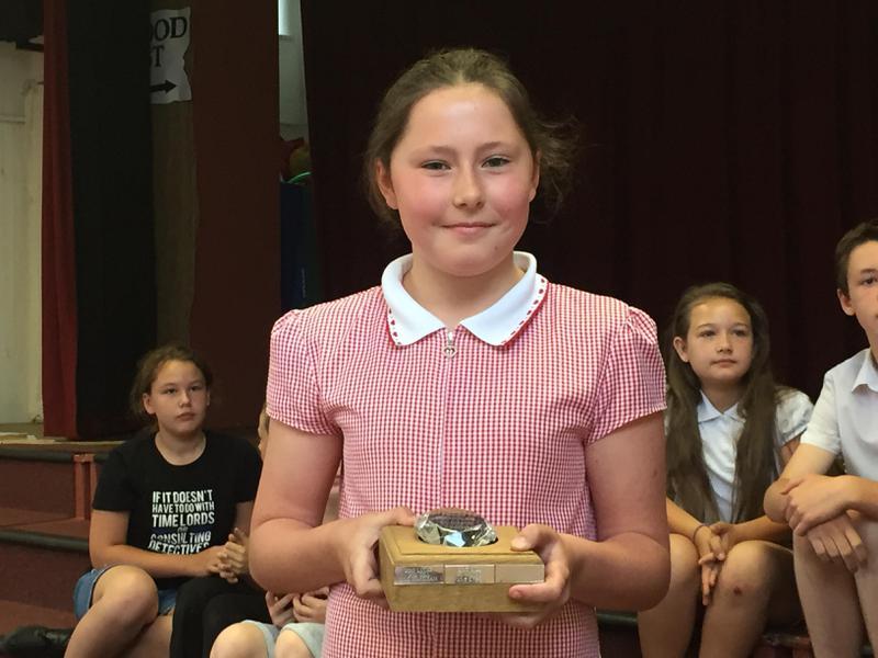 Achievement in Science (The Nicholas Trophy)