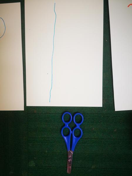 1 pair of scissors