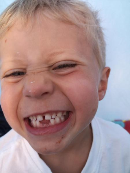 I've had a visit from the tooth fairy 🧚�♂�