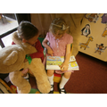 Sharing our reading