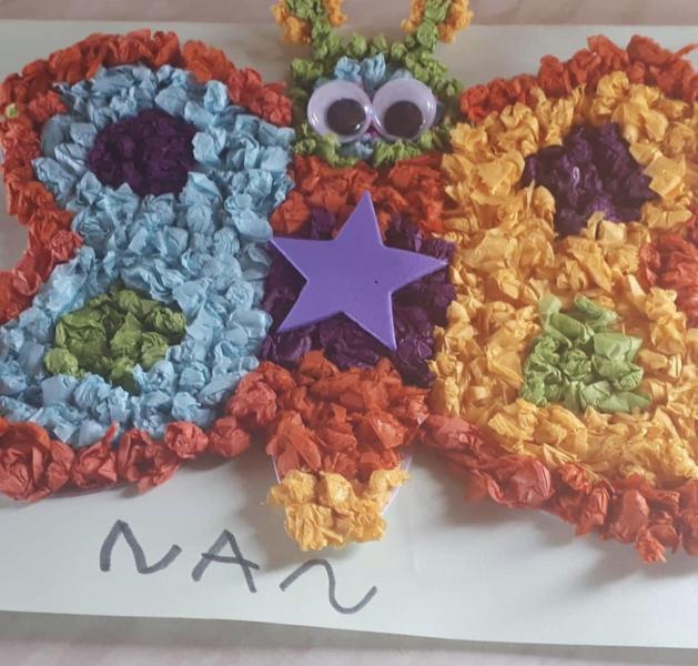 Gorgeous art for Nan
