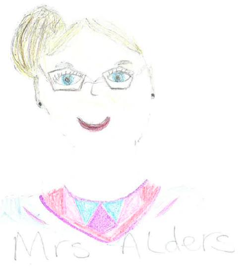 Mrs Alders