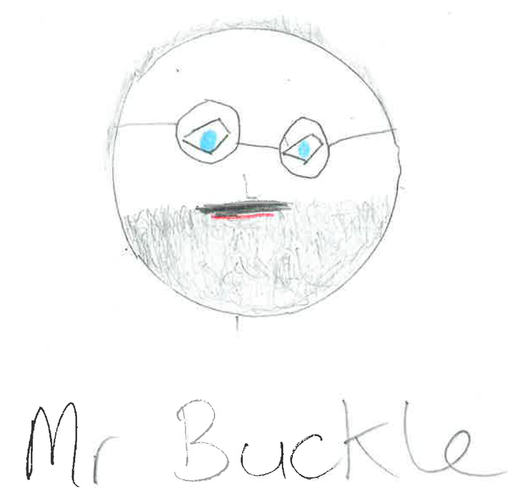 Mr Buckle, Site Manager