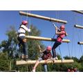 Teamwork on Jacob's Ladder