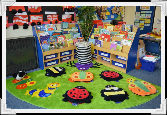 Mouse Class Book Corner