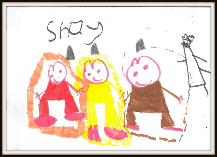 Shay from Squirrels 'Three Little Pigs'