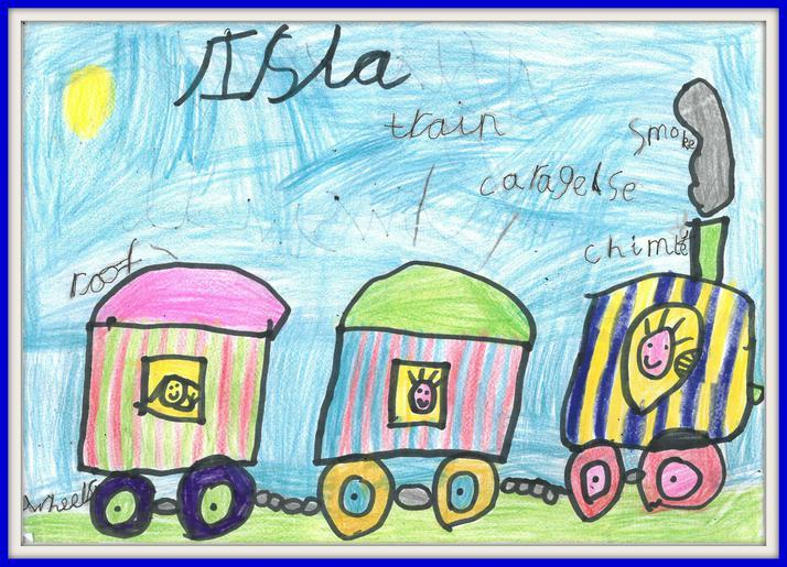 Isla in Otter Class