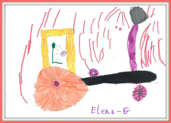 Elena in Otter Class