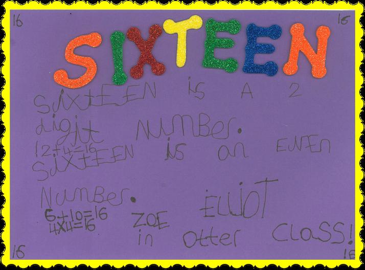 Zoe in Otter Class