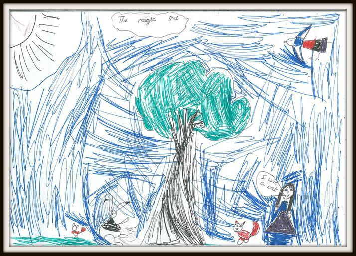 Alexandra from Fox Class 'Magic Tree'