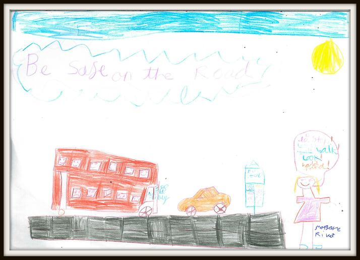 Morgane from Fox Class 'Road Safety'