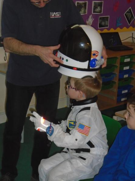 We found out about the life of Neil Armstrong.