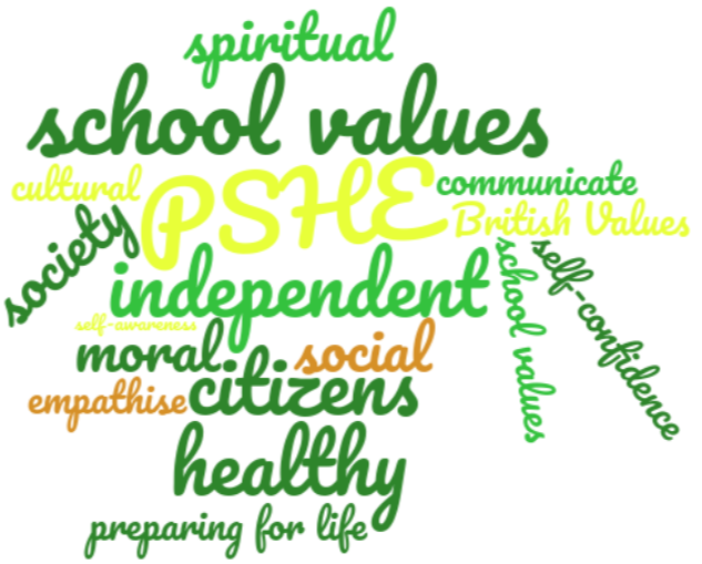 Our Pupil Rationale for PSHE
