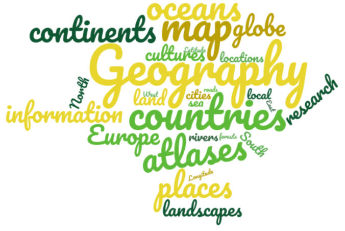 Our pupil rationale for Geography