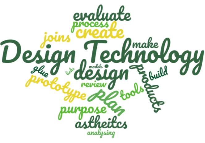 Our pupil rationale for Design Technology