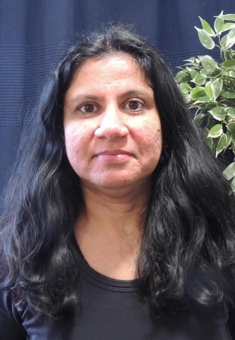 Mrs M Patel - Cypad Operator