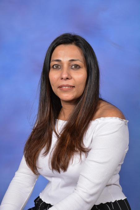 Mrs G Menon - Early Years Learning Coach