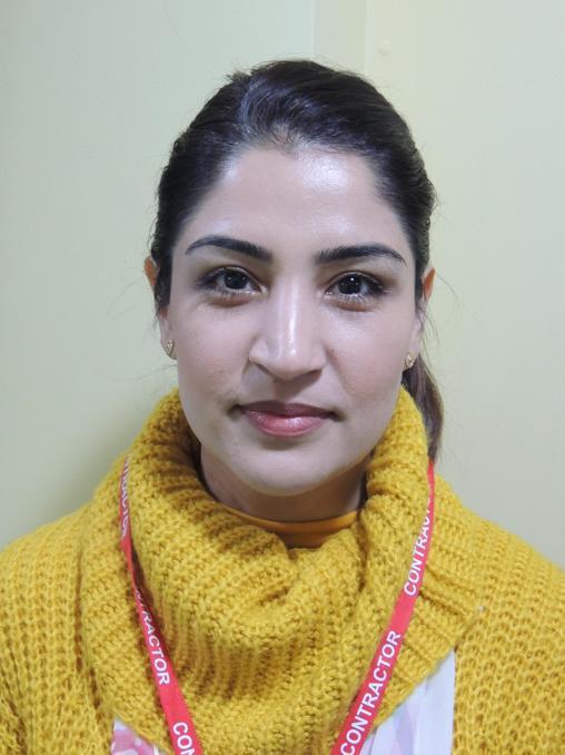 Mrs R Dastgir - Year 5 Learning Coach