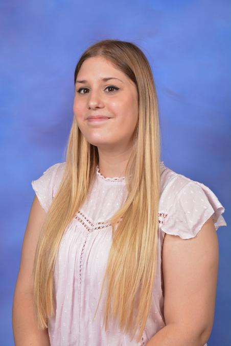 Miss B McCarthy - Year 2 Class Leader