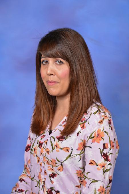 Mrs N Patel - Year 2 Learning Coach