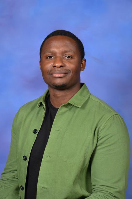 Mr U Oranefo - Year 3 Class Leader