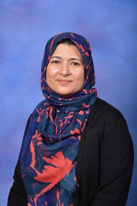 Mrs R Shah - Year 2 Class Leader