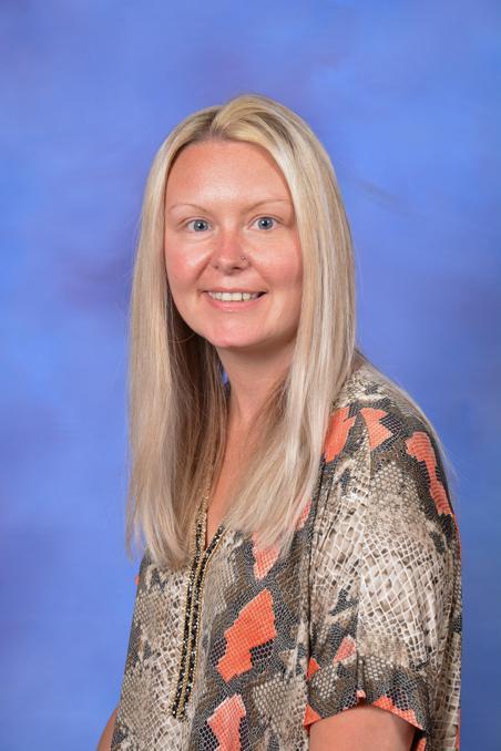 Miss S Millar - Year 2 Learning Coach