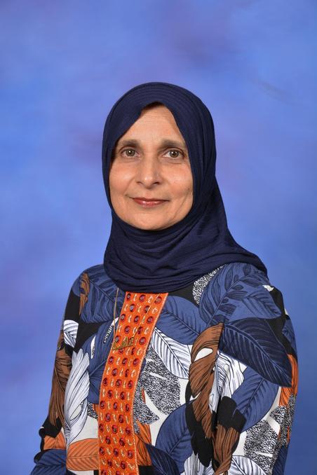 Mrs A Omar - Year 5 Learning Coach