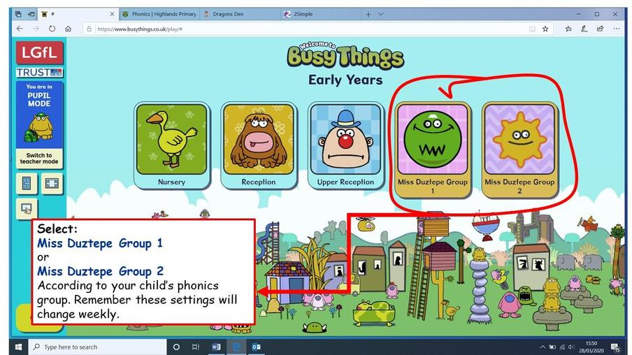 BusyThings Guide
