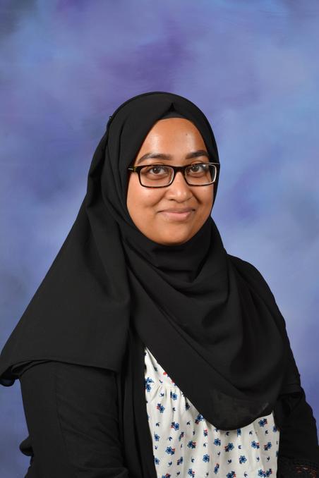Mrs F Akhthar - Year 1 Class Leader
