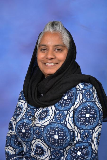 Mrs K Kaur - Year 6 Class Leader