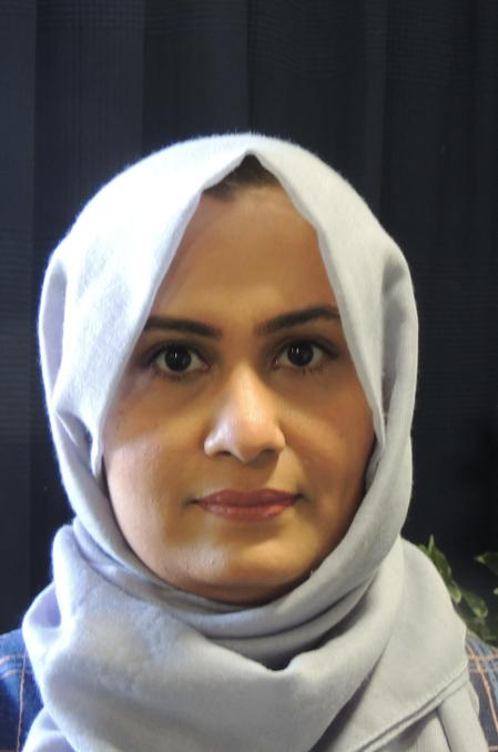 Mrs A Nuyani - Mid-day Assistant