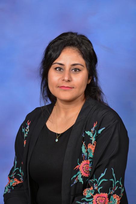 Mrs A Tariq - Year 6 Learning Coach