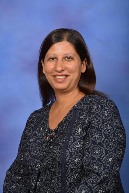 Mrs S Patel - School Receptionist