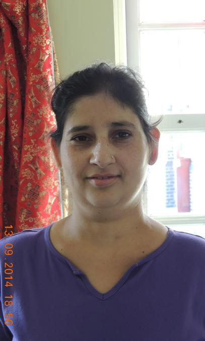 Mrs S Hopal - Cleaning Team