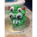 Yummy Monster Cake by Imraan (3or)