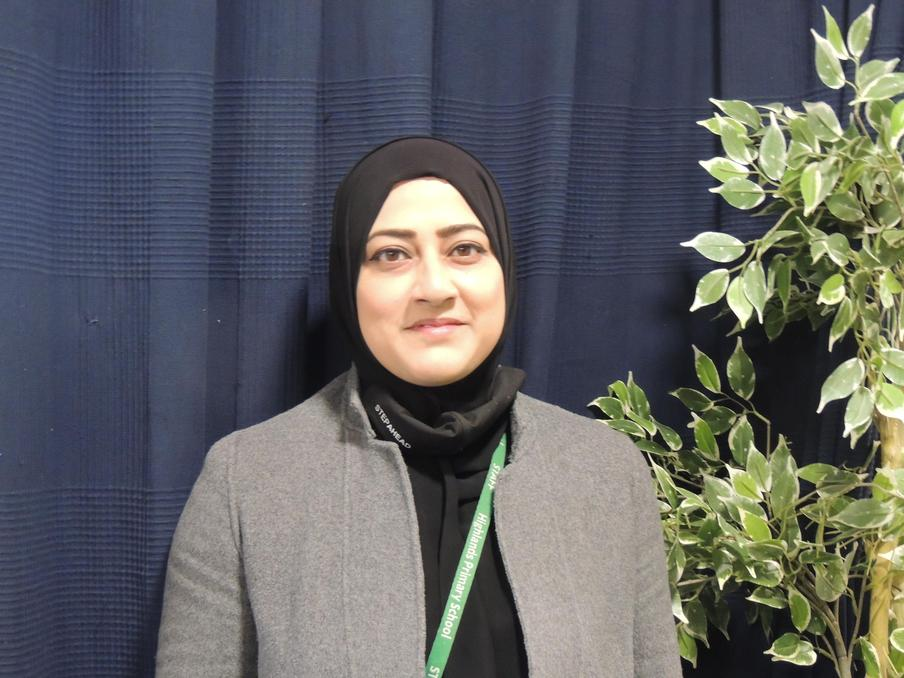 Mrs Z Sultana - Early Years Learning Coach