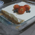 Hameez (3or) made CHEESECAKE! #Mr.O #hungry