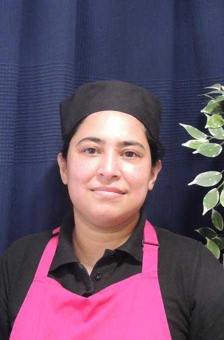 Mrs T Rahman - Kitchen Assistant