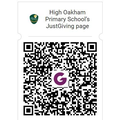 Scan to find out more and donate